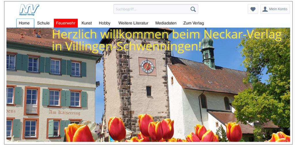 Webshop Neckar-Verlag